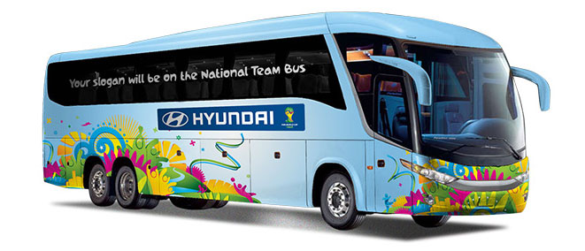 Be There with Hyundai Contest_bus