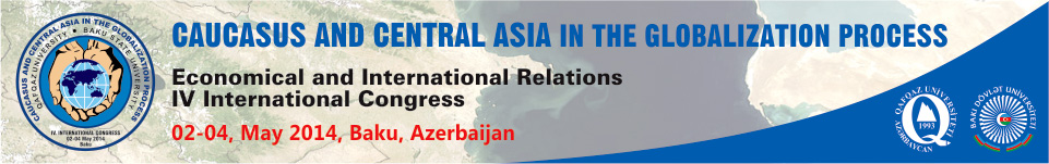Caucasus-and-Central-Asia-in-Globalization-Process-congress