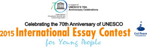 national peace essay contest 2015